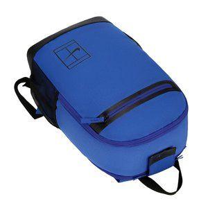 nike all blue backpack